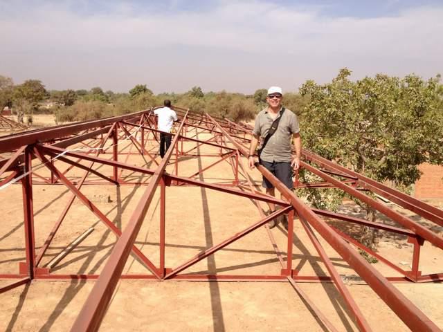 la struttura del tetto ventilato