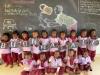 I bambini dell'asilo ci augurano Buon Natale