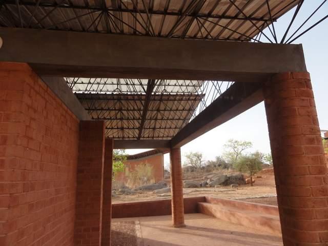 Kere - particolare del tetto