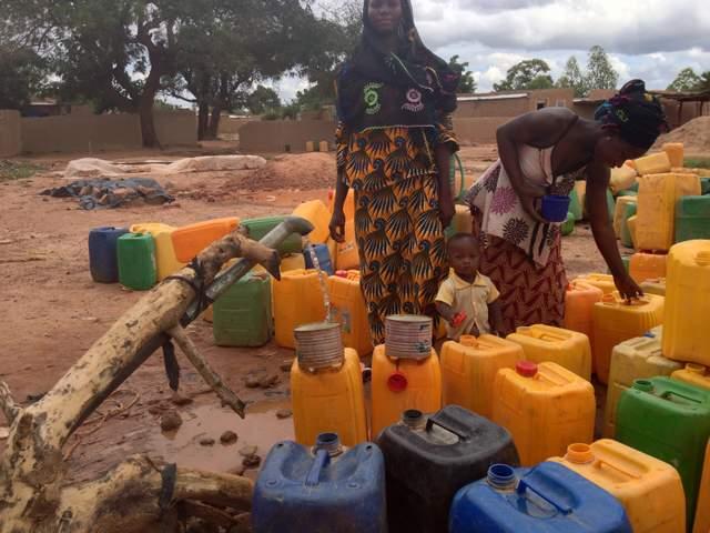 Distribuzione dell'acqua